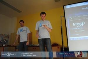LegendCon 2014 přednáška